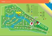 Plattegrond park met Noorduynen 20